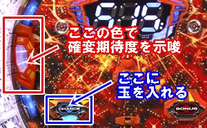 j-rush3 ターゲットモード 打ち方