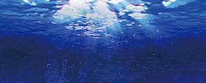 アナザーゴッドポセイドン 水面演出