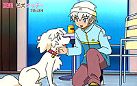 夏美名犬ナッチーであります