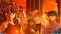聖闘士星矢4 火時計前ステージ