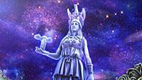 聖闘士星矢4 女神像ステージ