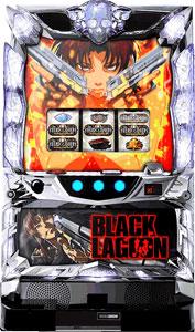 ブラックラグーン3 筐体