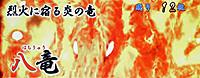烈火の炎 八竜