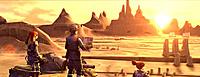 戦場のヴァルキュリア バリアス砂漠
