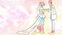 不二子A 結婚式