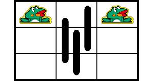 ニューパルサーDX~チェリーバージョン~ カエル停止時