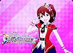 アイドルマスターミリオンライブ 1人 ピンク背景